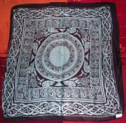 Celtic Altar Tarot Cloth Cotton Wicca Pagan New Design (1) (1)